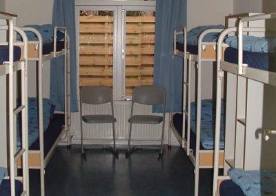 4-pers slaapkamer